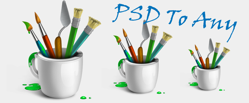 PSD to Any Services