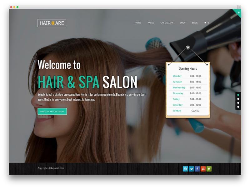 haircare-hair-salon-theme