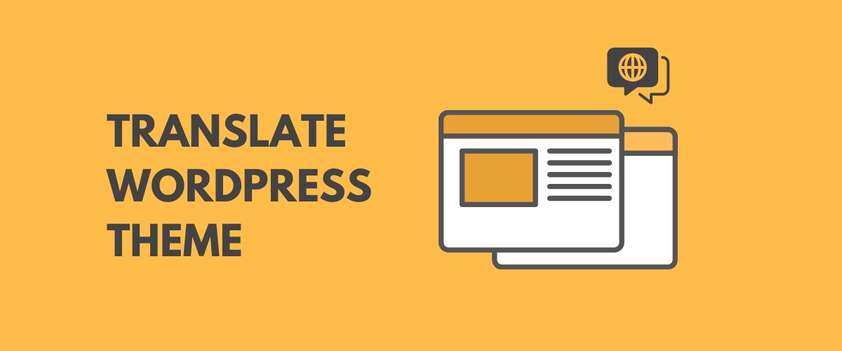 Translating WordPress Site